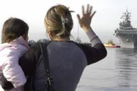 Military spouses are not single moms