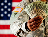 MILITARY MONEY MINUTE – SDP
