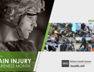 Brain Injury Awareness Month in March