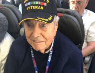 Honor Flight San Diego gives WWII veteran his final honor