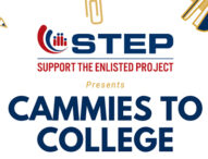 "5th Annual ""Cammies to College"" – Saturday, August 3,2019"