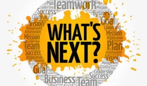WHAT'S NEXT – Transition to Civilian Life