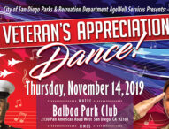 Veterans Appreciation Dance