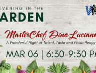 An Evening In The Garden – March 6th (VANC)