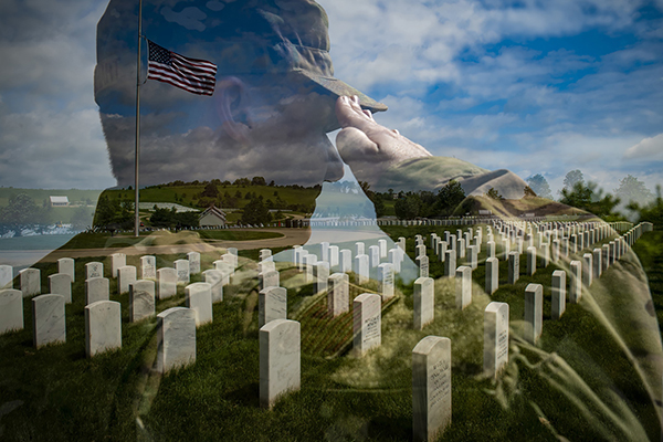 Remembering Those Who  Sacrificed for America