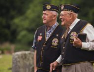 No Stone Left Unturned – it's never too late to honor brothers-in-arms