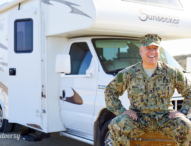 How one veteran found an unexpected entrepreneurial career with an RV