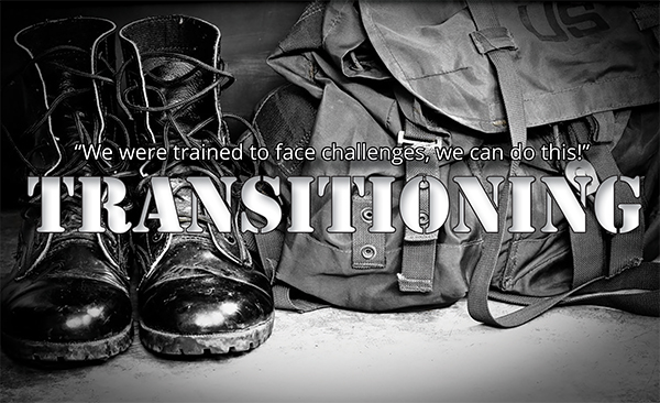 ABC's of Transitioning into civilian life