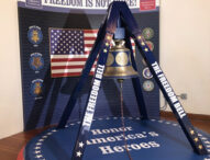 America's Freedom Bell – will ring July 21, 2019