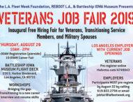 Veterans JOB Fair 2019