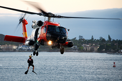 America's Finest City is a Coast Guard City