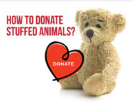 How to Donate  Stuffed Animals?