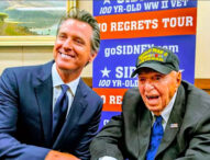 Appointment of San Diego World War II Veteran